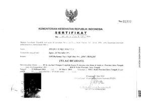 SERTIFIKAT AHMAT HARIS HIDAYAT
