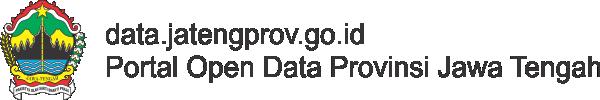 Open Data Pemprov Jateng