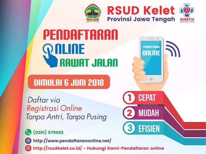 Pendaftaran Online RSUD Kelet