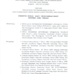 Surat Keputusan Sk Direktur Rsud Kelet Tentang Penunjukan Tim Penanganan Covid 19 Di Rsud Kelet Rsud Kelet